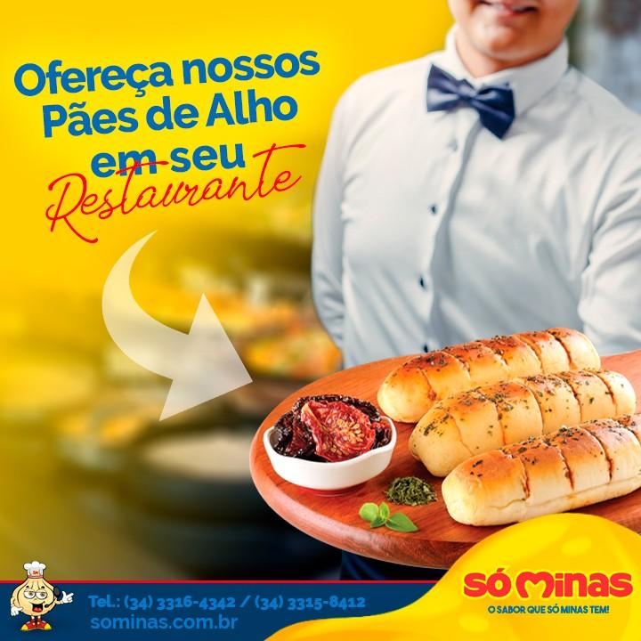 Ofereça nossos Pães de Alho em seu Restaurante!