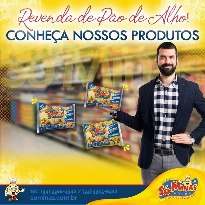 Seja um revendedor de nossos deliciosos produtos.