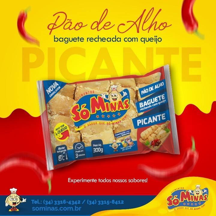 Baguete Picante