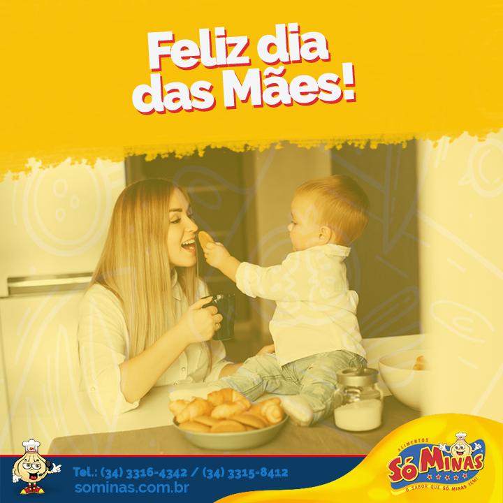 Feliz dia para todas vocês mamães!!!